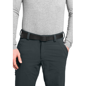 Maier Sports Naturno Pantalones Hombre, graphite